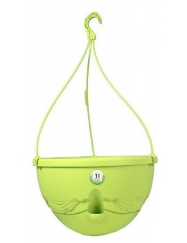 Suspension ANTHEA diametre 36cm H27cm vert anis - RIVIERA
