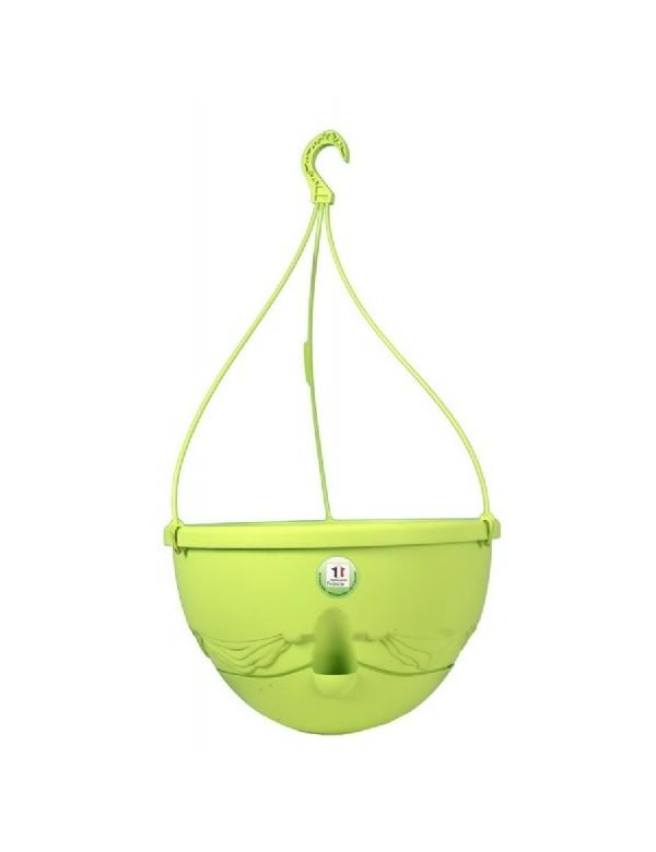 suspension anthea diametre 36cm h27cm vert anis riviera. Black Bedroom Furniture Sets. Home Design Ideas