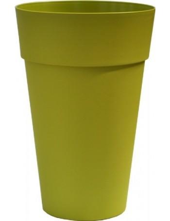 Colonne ronde JAIME diametre 35cm H51cm CHAPELU-Vert olive