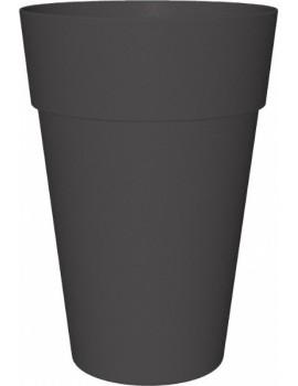 Colonne ronde JAIME diametre 35cm H51cm CHAPELU-Anthracite