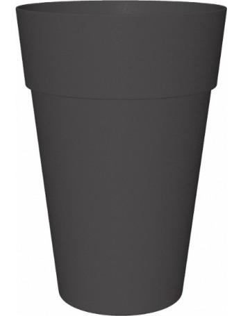 Colonne ronde JAIME diametre 40cm H63cm CHAPELU-Anthracite