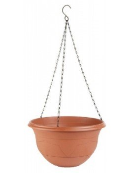 Suspension Millesia diametre 28cm Hauteur 19cm CHAPELU - Terracotta