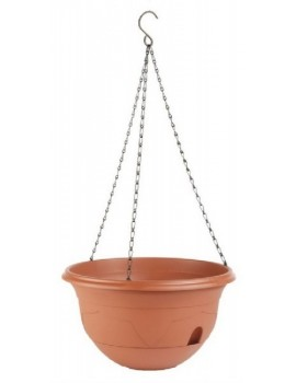 Suspension Millesia diametre 37cm Hauteur 21cm CHAPELU - Terracotta