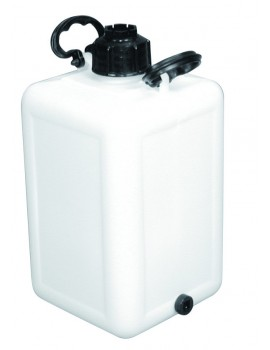 BONBONNE 20 litres avec BOUCHON DE VIDANGE - GILAC