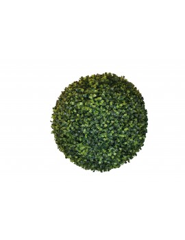 Boule de buis artificiel diamètre 40 cm - CHAPELU