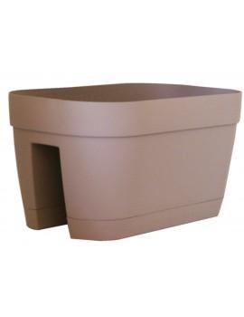 Pot ORLANDO Oval - CHAPELU-Taupe