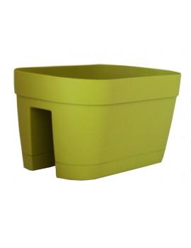 Pot ORLANDO Ovale- CHAPELU-Vert Olive