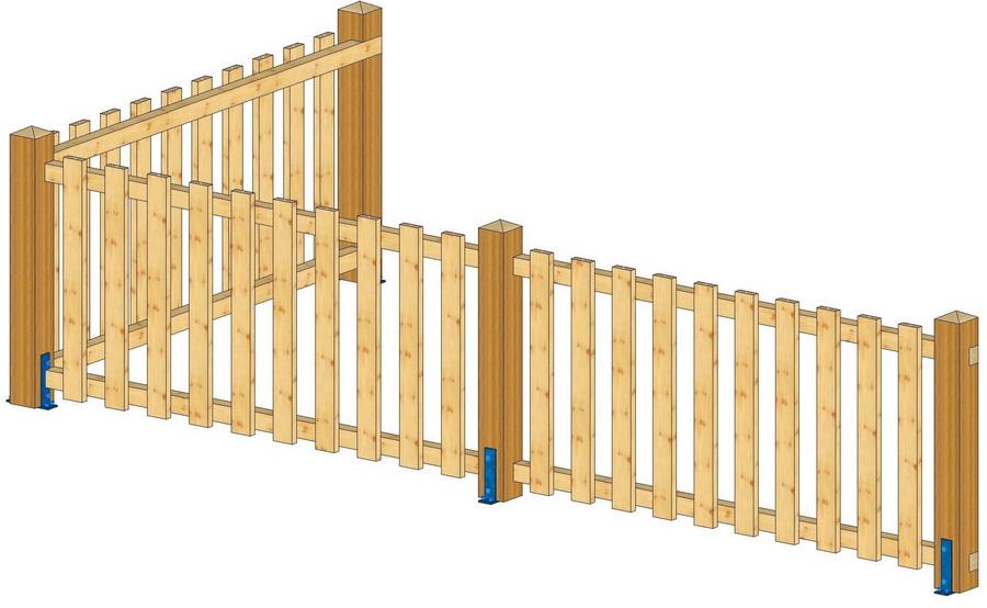 Kit barrière ballustrade